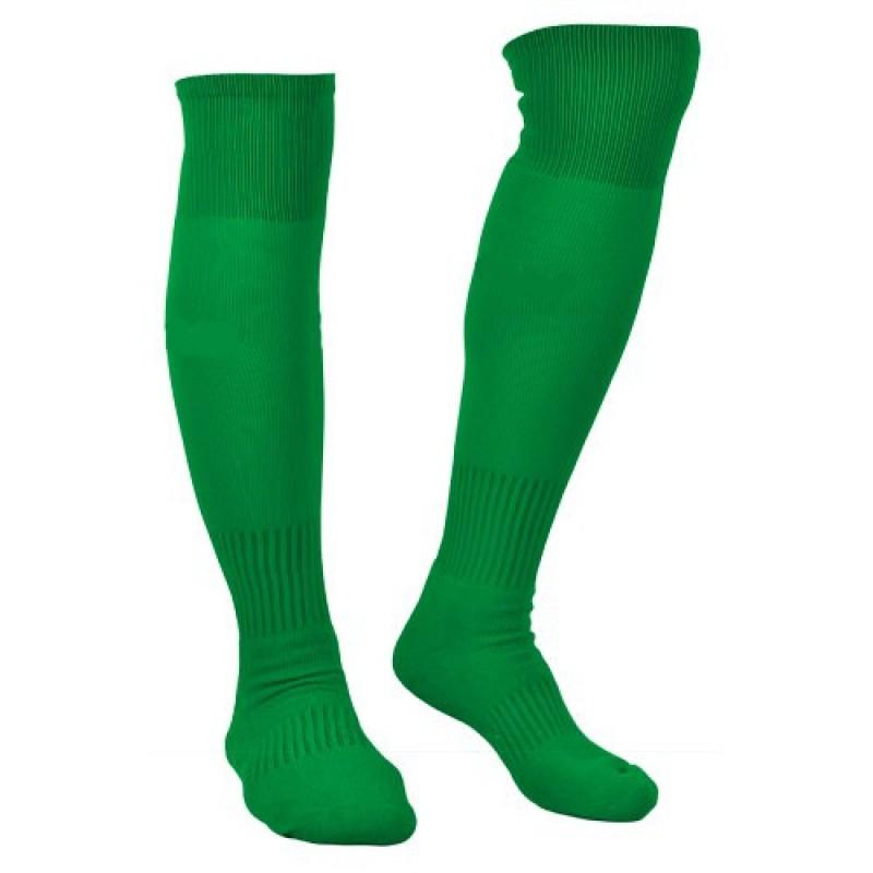 Детские гетры зелёные