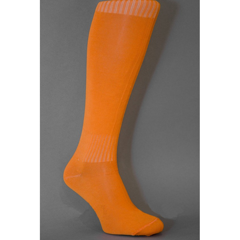 Детские гетры оранжевые