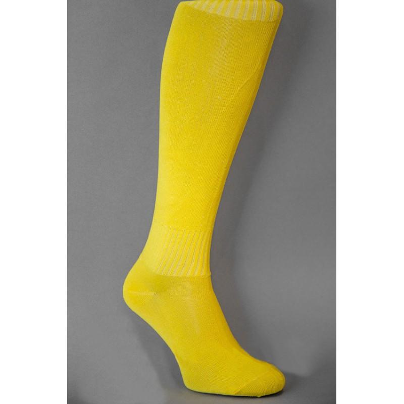 Взрослые гетры жёлтые